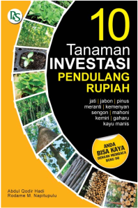 Buku Tanaman Investasi Pendulang Rupiah